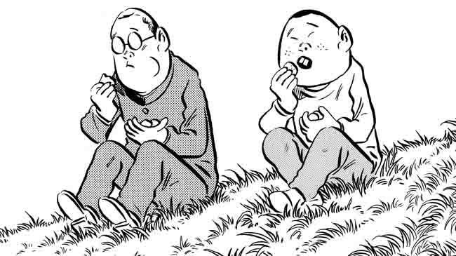 Shigueru Mizuki. Autobiografía vol.2