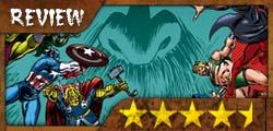 Poderosos Vengadores 10 review