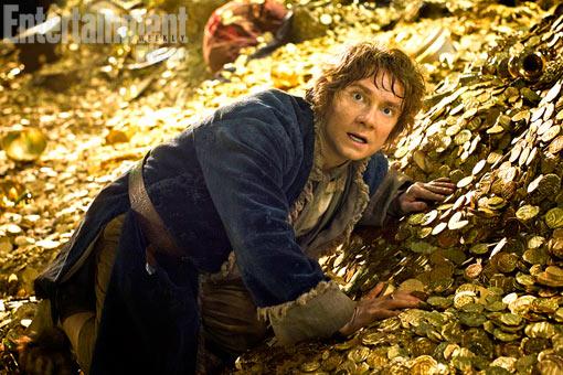 Martin Freeman, El Hobbit: La Desolación de Smaug