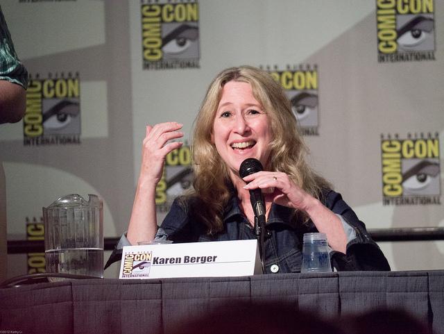 Karen Berger - Vertigo