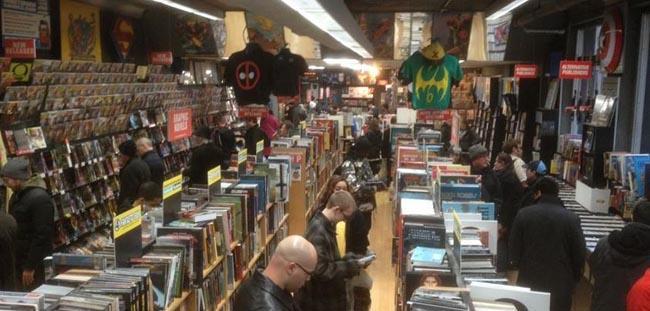 14 comics americanos para el 2013