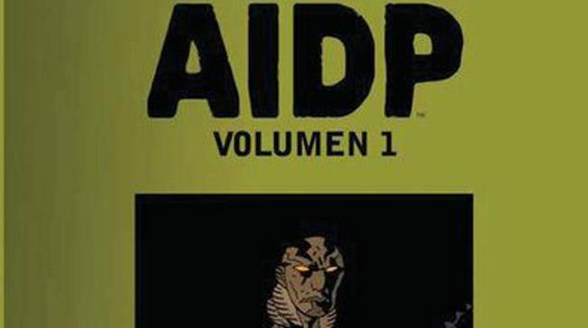 AIDP vol.1 portada
