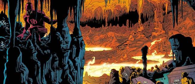 Daredevil vol.2 interior II