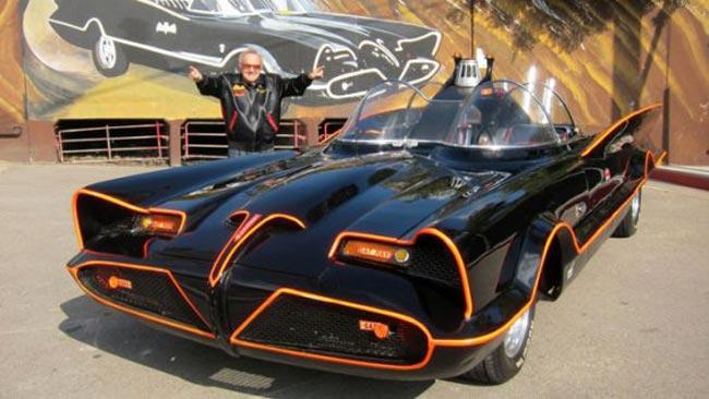 El Batmóvil original