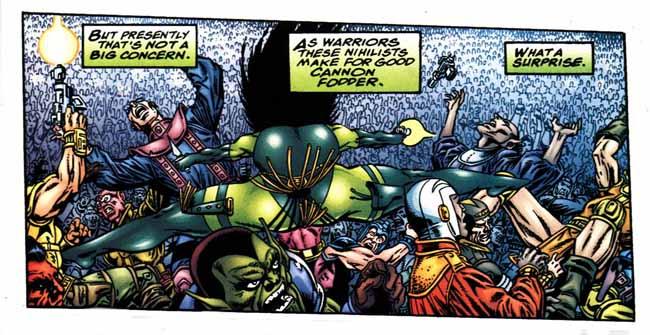 CES Thanos interior II