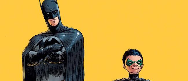 Batman contra Robin IV