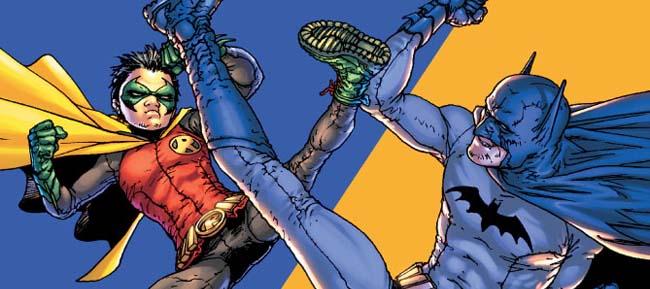 Batman contra Robin VII
