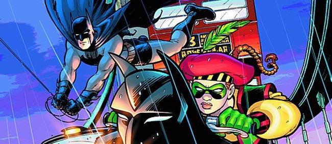 Batman y Robin VIII