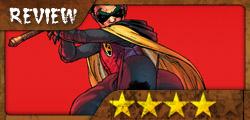 Batman contra Robin review