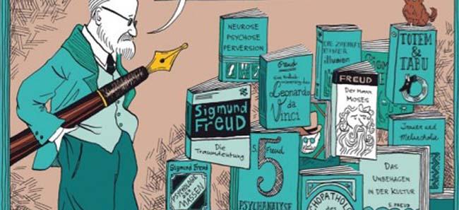 Freud interior