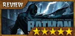 Review Batman: El regreso del caballero oscuro