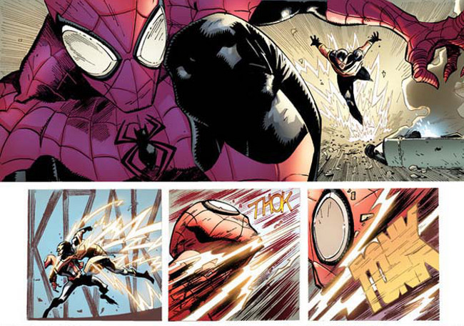 The Superior Spiderman Dan Slott Ryan Stegman