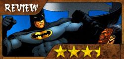 Batman. Scottish connection review