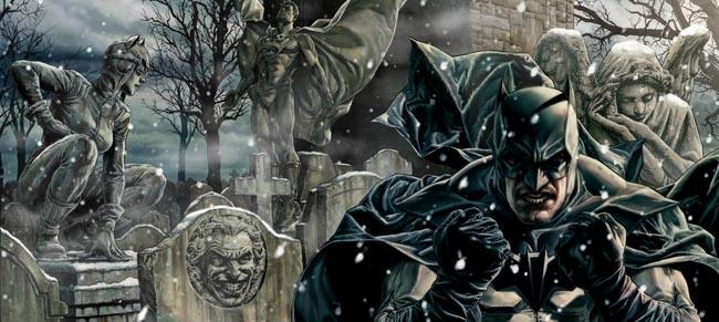 Batman Noel portada