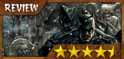 Batman Noel review