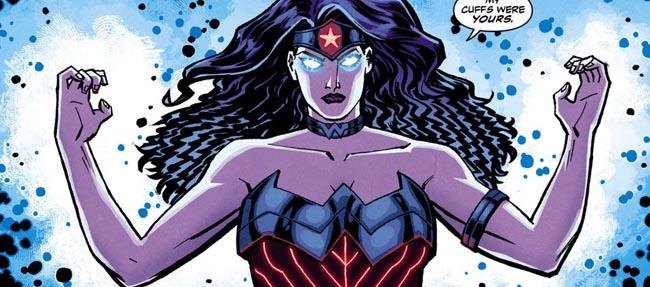 Wonder Woman interior 2