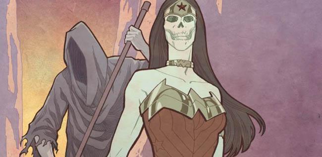 Wonder Woman 3 portada