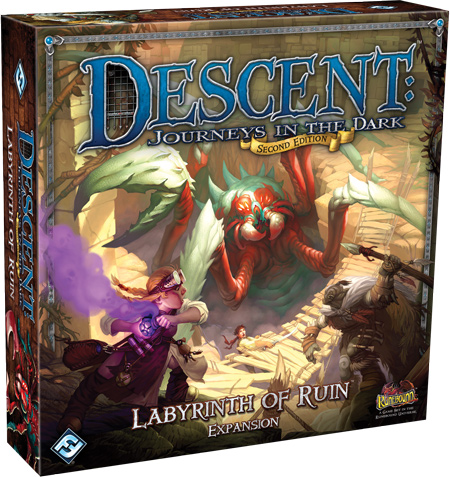 Descent Labyrinth of Ruin