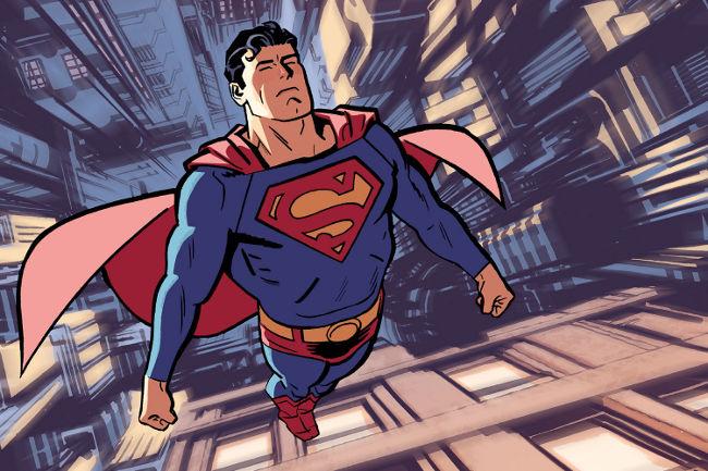Superman de Chris Samnee