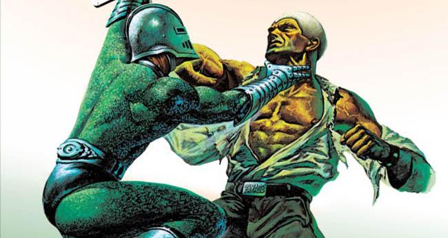 Doc Savage 2 portada