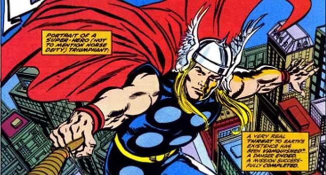 Thor ragnarok interior