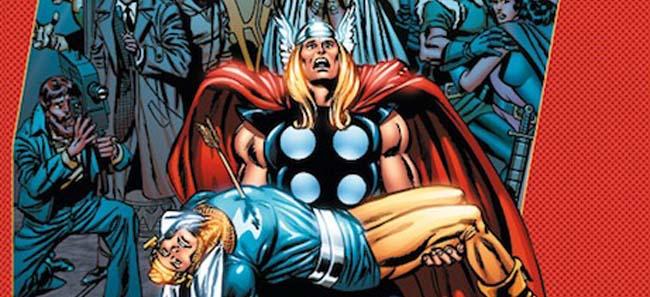Thor ragnarok portada